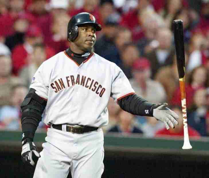"Barry Bonds: ""I'm a Hall of Famer"""
