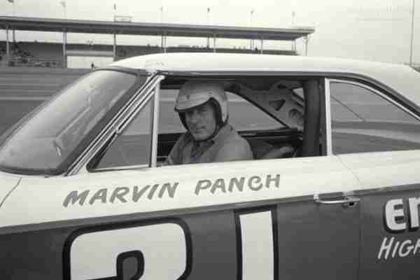 13.  Marvin Panch