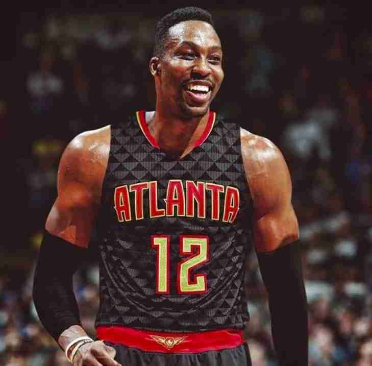 Dwight Howard says he is a Hall of Famer