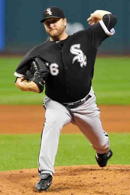 The Chicago White Sox Retire Mark Buehrle's Number