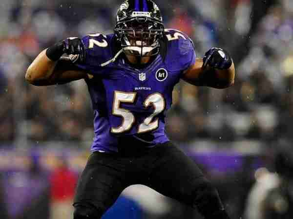 1. Ray Lewis