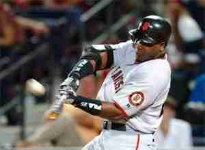 2.  Barry Bonds