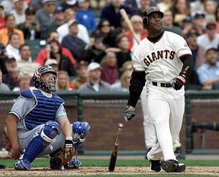 Barry Bonds headlines Bay Area HOF