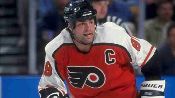 Hockey List revised: Eric Lindros now number one!
