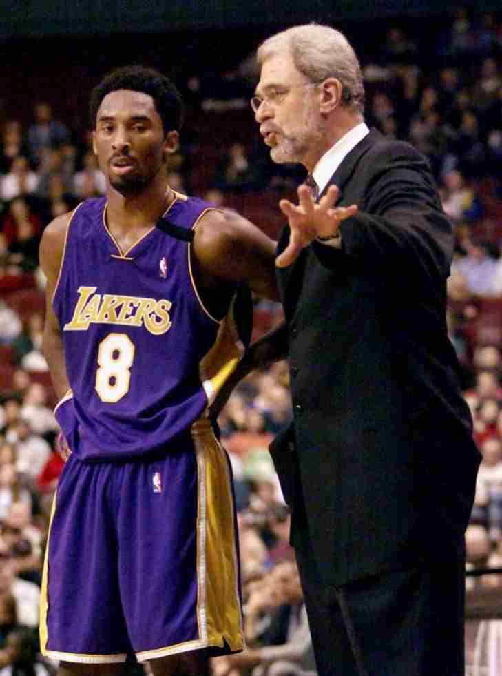 Kobe already knows who he wants to induct him