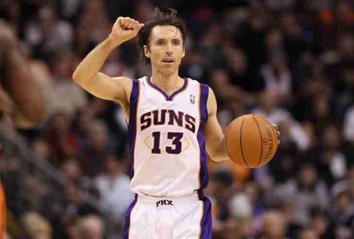 Steve Nash joins the Suns Ring of Honor