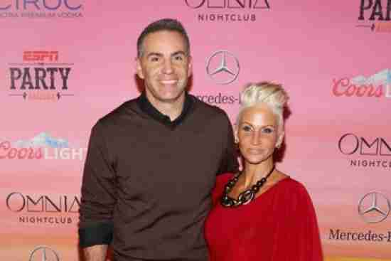 Kurt Warner's wife to induct him into the PFHOF