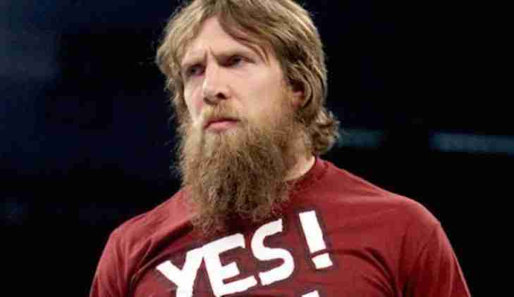 Our WWE List has been revised.  Daniel Bryan and Chris Jericho added